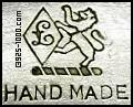 L, Lion, Handmade