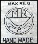 Max Rieg, MR, hand made
