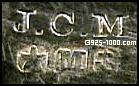 JCM, star, M, anchor