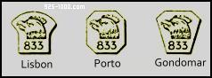 small mark 833 silver
