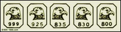 Oporto Silver Marks