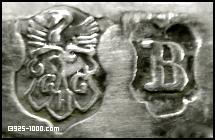 Hanau Pseudo Hallmarks Online Encyclopedia Of Silver