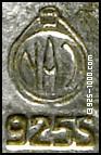 Jorgensen caliper mark
