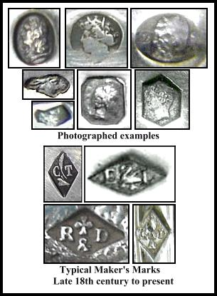 French Hallmarks Online Encyclopedia Of Silver Marks Makers
