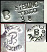 Mexican Silver Marks I Online Encyclopedia Of Silver