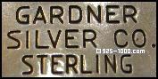 Gardner Silver Co.