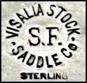 Visalia Stock Saddle Co., SF