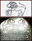 E, lion