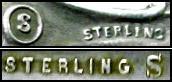 S, Sterling