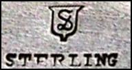 S, shield, sterling