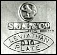 SJL&Co, squirrel, Leviathan Plate