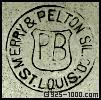 Merry & Pelton Sil.Co., St. Louis, PB