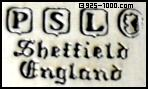 PSL, woman's head, Sheffield, England