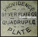 Providence Silver Plate Co., quadruple plate