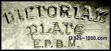 Victorian Plate, EPBM
