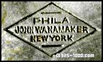 John Wanamaker, Phila., New York