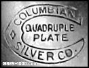 Columbian Silver Co, horseshoe