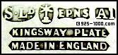 S.Ltd, Kingsway Plate, epns