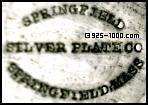 Springfield Silver Plate Co., Springfield Mass.