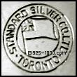 Standard Silver Co. Ltd., Toronto, flag