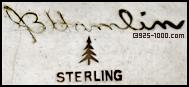 J.B. Hamlin sterling