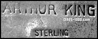 Arthur King Sterling