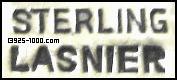 Jean Lasnier Maker's Mark