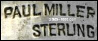 Paul Miller, Sterling