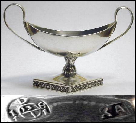 Online Encyclopedia Of Silver Marks Hallmarks Amp Makers Marks