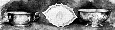 Plate XIV. - Eighteenth Century Silver